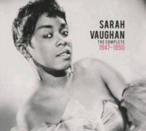 Sarah Vaughan Complete 1947-50