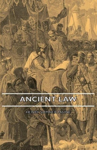 Ancient Law - zum Schließen ins Bild klicken