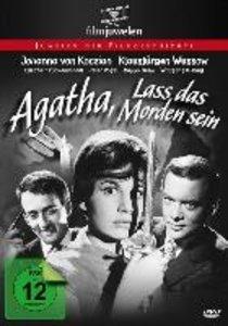 Agatha,lass das Morden sein (