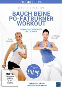 Das ultimative Bauch Beine Po - Fatburner Workout - Dynamische M