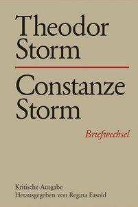Theodor Storm - Constanze Storm