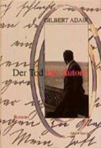 Der Tod des Autors