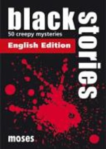 Black Stories. English Edition