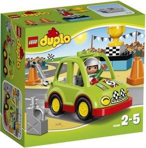 LEGO Duplo 10589 - Rennwagen