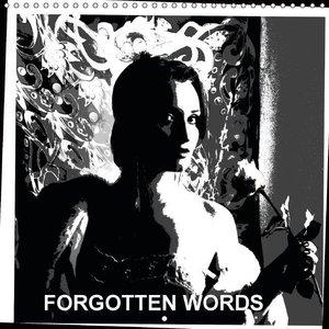 FORGOTTEN WORDS (Wall Calendar 2015 300 × 300 mm Square)