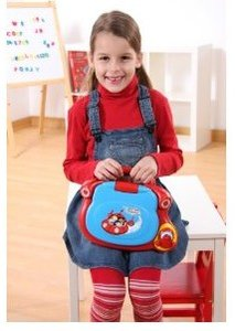 VTech 80-072704 - Kleine Einsteins Laptop, School Set