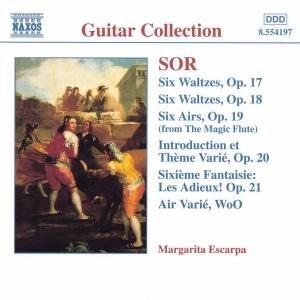 Gitarrenmusik Opp.17-21