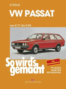 VW Passat 8/73 bis 8/80