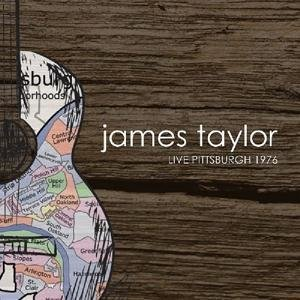 Taylor, J: Live Pittsburgh 1976