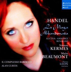 La Maga Abbandonata-Famous Handel Arias