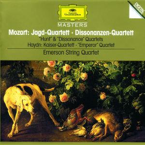 Streichquartette KV 458,465/Kaiser-Quartett