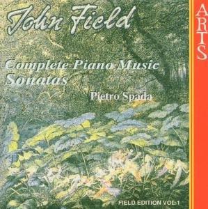 Complete Piano Music-Sonatas 1