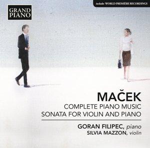Klaviermusik/Violinsonaten