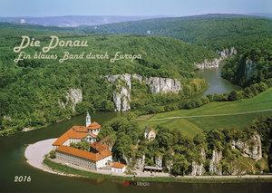 Die Donau -Ein blaues band durch Europa 2016