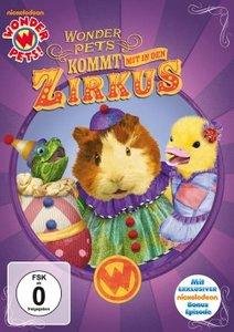 Wonder Pets - Kommt mit in den Zirkus