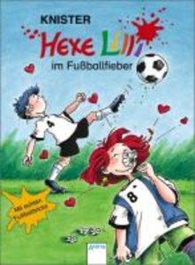 Hexe Lilli im Fußballfieber