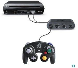 Nintendo GameCube Controller Adapter für WiiU