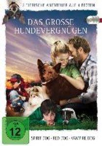 Das grosse Hundevergnügen-3 tierische Abenteuer
