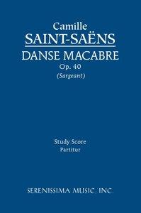 Danse Macabre, Op. 40 - Study Score