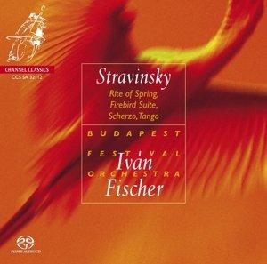 Rite Of Spring/Firebird Suite/Scherzo/Tango
