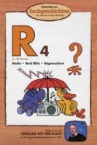 (R4)Radio,Blitz,Regenschirm