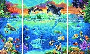 Schipper 609260531 - Am Korallenriff, MNZ, Malen nach Zahlen, 50