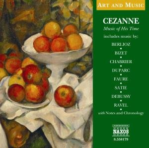 Cezanne-Music Of His Time