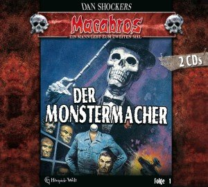 Macabros 1-Der Monstermacher (Digipack)
