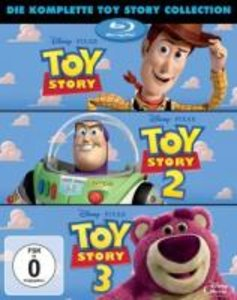 Toy Story 1 - 3