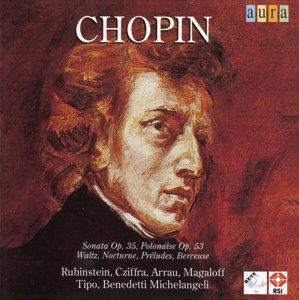 Chopin: Sonata op.35,Polonaise op.53,Waltz,