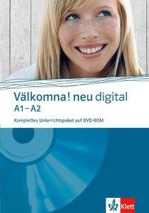 Välkomna! digital. Neue Ausgabe. CD-ROM