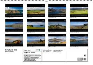 Schonnop, J: Schottland - XXL Panoramen (Wandkalender 2015 D