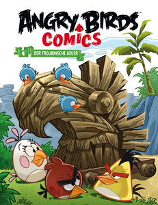 Angry Birds Comicband 4