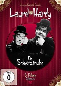 Laurel & Hardy - Die Schatztruhe