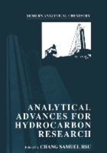 Analytical Advances for Hydrocarbon Research