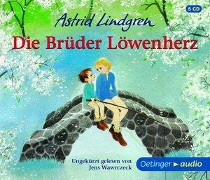 Die Brüder Löwenherz (5 CD)