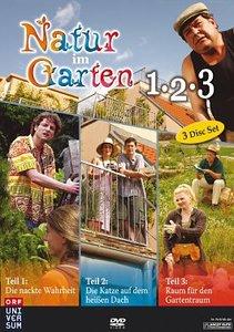 Natur im Garten 1-3-Boxset