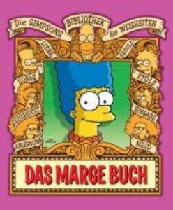 Simpsons Bibliothek der Weisheiten. Marge Buch