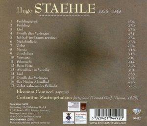 Mädchenliebe-Lieder/Songs