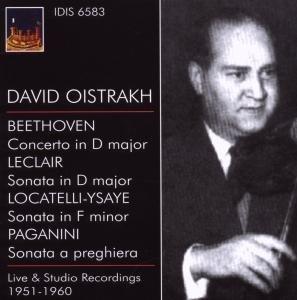 David Oistrakh Spielt