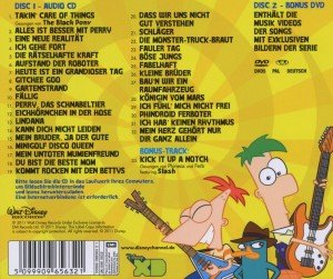 Phineas & Ferb - Das Musikalbum