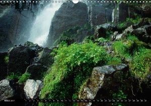 Wasserfälle der Welt 2017 (Wandkalender 2017 DIN A3 quer)