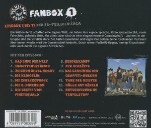 Die wilden Kerle: Fanbox 1