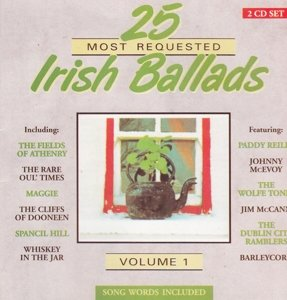 Most Requested Irish Ballads 1