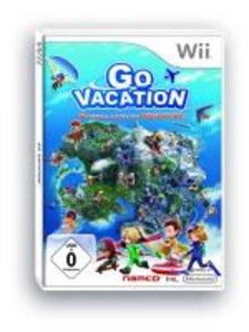 Go Vacation. Nintendo Wii