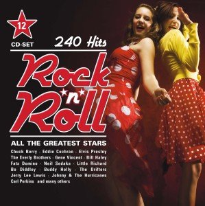 Rock'n'Roll-all the greatest Stars-240 Hits