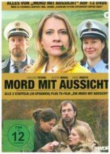 """Mord mit Aussicht - Alle 3 Staffeln plus TV-Film """"Ein Mord mit A"""