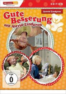 Gute Besserung mit Astrid Lindgren
