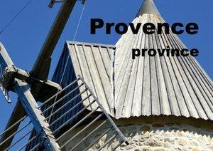Provence province (Poster Book DIN A3 Landscape)