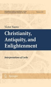 Christianity, Antiquity, and Enlightenment